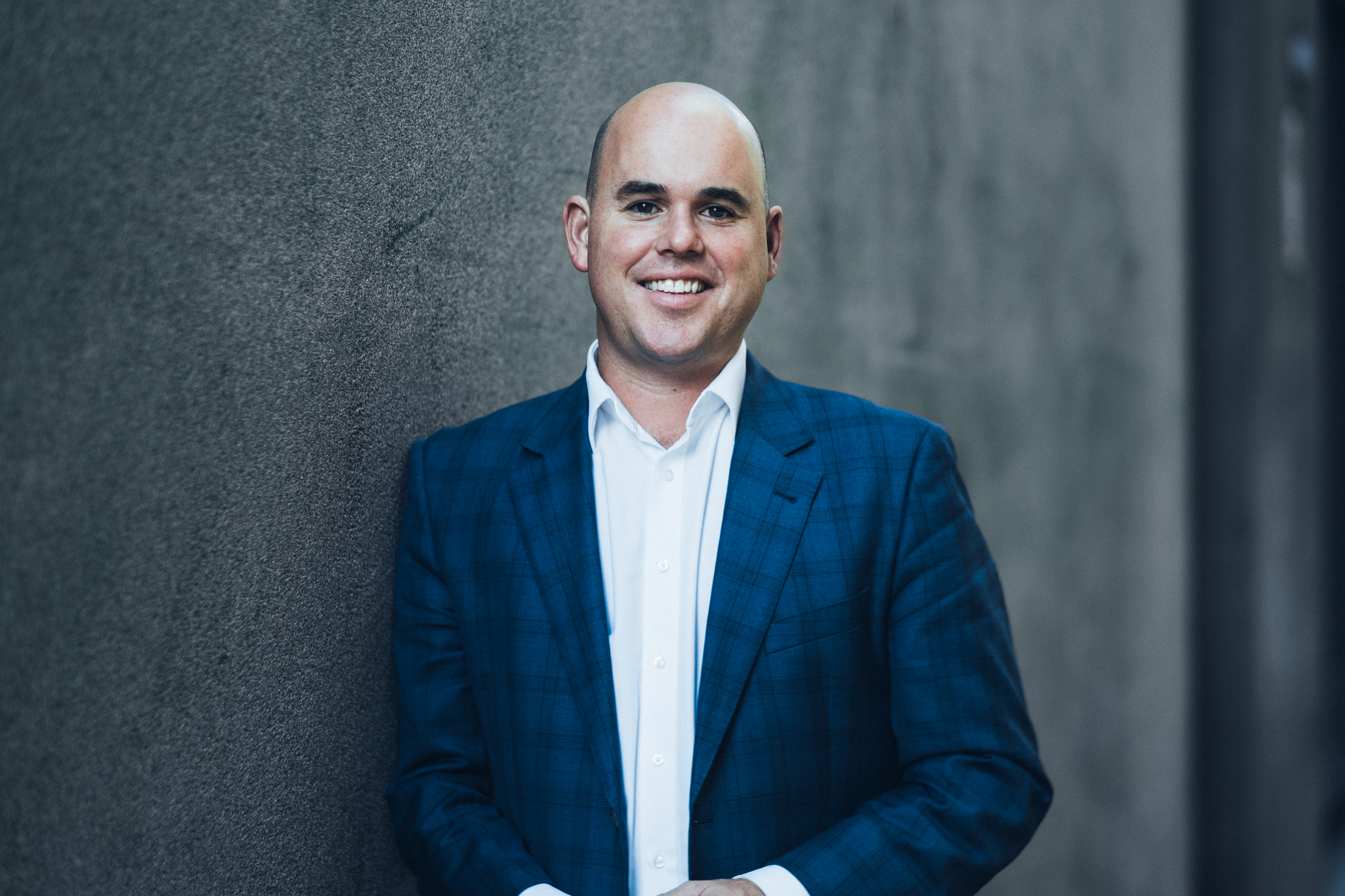 Jason Trethowan, Chief Executive Officer